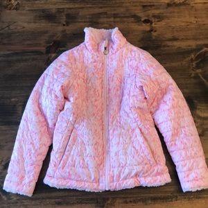 Girl's winter coat